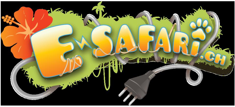 E-Safari Logo